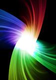 abstrakter Hintergrund, Grafik, Design, RGB - 7982185