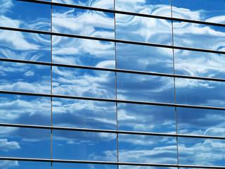 Reflejo en ventanas