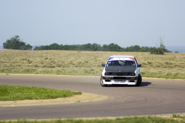 Drift turn