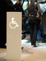 Access for Handicapped