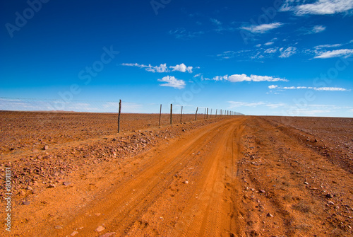 Australian Outback Track - 8001131