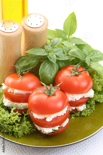 tomatoes appetizer