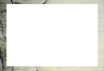 Blank Wall Frame 3