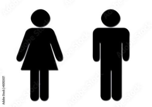 simbolo hombre-mujer