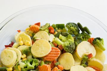 Frozen vegatables