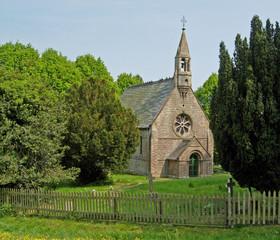 English Country Church