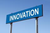 Innovation signpost poster