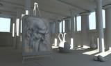 greek atelier 7 poster