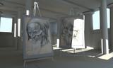 greek atelier 8 poster
