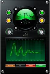 Green Volume Meter