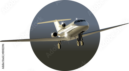Vector business-jet