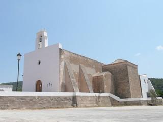Iglesia de San Agustín - San José - Ibiza - Eivissa