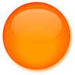 Glassy Orange Button