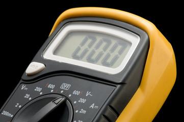 Digital multimeter macro
