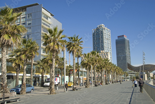 Barcelona Port Olímpic