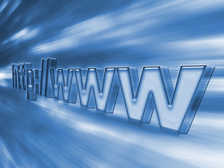 http blue conection speed