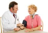 Senior Medical - Blood Pressure Normal poster