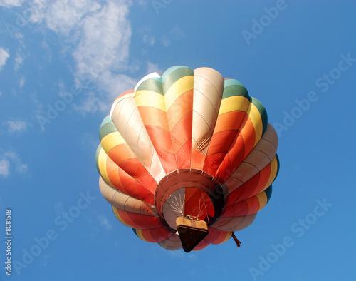 Aluminium Ballon Hot air balloon
