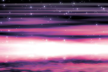 noche en rosa