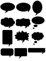 comic dialogue box  1