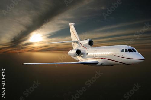 Fototapete Flugplatz - Airline - Flugzeug