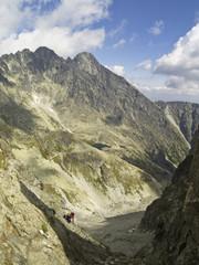 Beauty mountain view