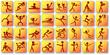Olympics Sports Icons