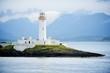 Lighthouse, Oban, Scotland - 8095586