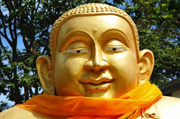 Thailand Pattaya the big Buddha temple