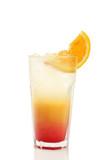 Non-Alcohol Cocktail - Sunrise poster
