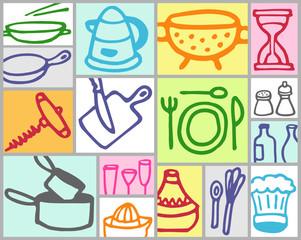 objets cuisine