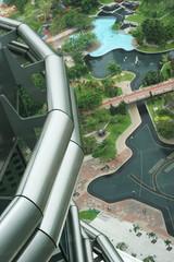 The Petronas Twin Towers, KL, Malaysia.