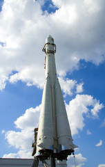 "Soviet union rocket ""Vostok"""