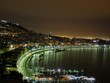 panorama napoli di notte