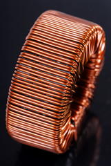 Kupferspule