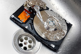 Concept of Cleaning Your Hard Drive