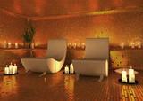 spa modern interior - 8155153