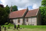 Saint John Church. Langrish. West Sussex. England poster