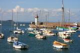 port d'erquy (france, bretagne)
