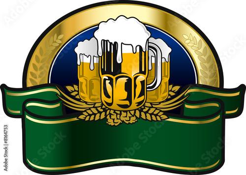 beer big fest label