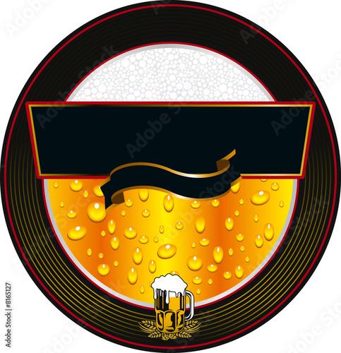 beer fresh label