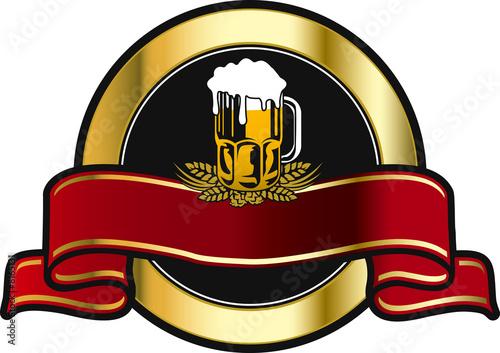 beer fest label