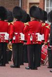 Gardes royaux londoniens poster
