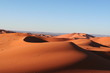 Leinwandbild Motiv Dune