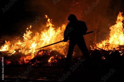 feu de forêt - 8179999