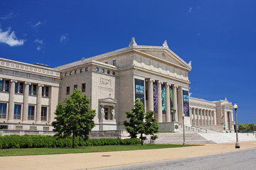 Stunning architecture on Chicago's Museum Campus