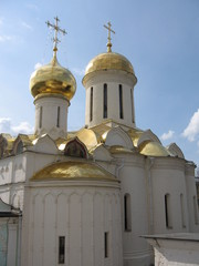Church in Sergiev Posad