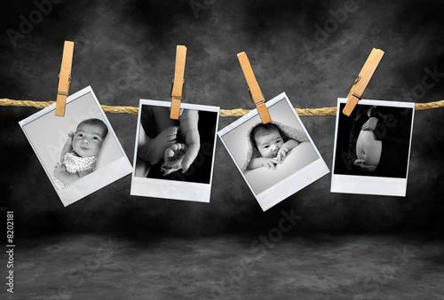 Leinwandbilder,pin,alt,trocken,baby