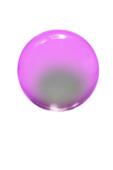 Pink Crystal Sphere