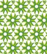 vector seamless green spring pattern